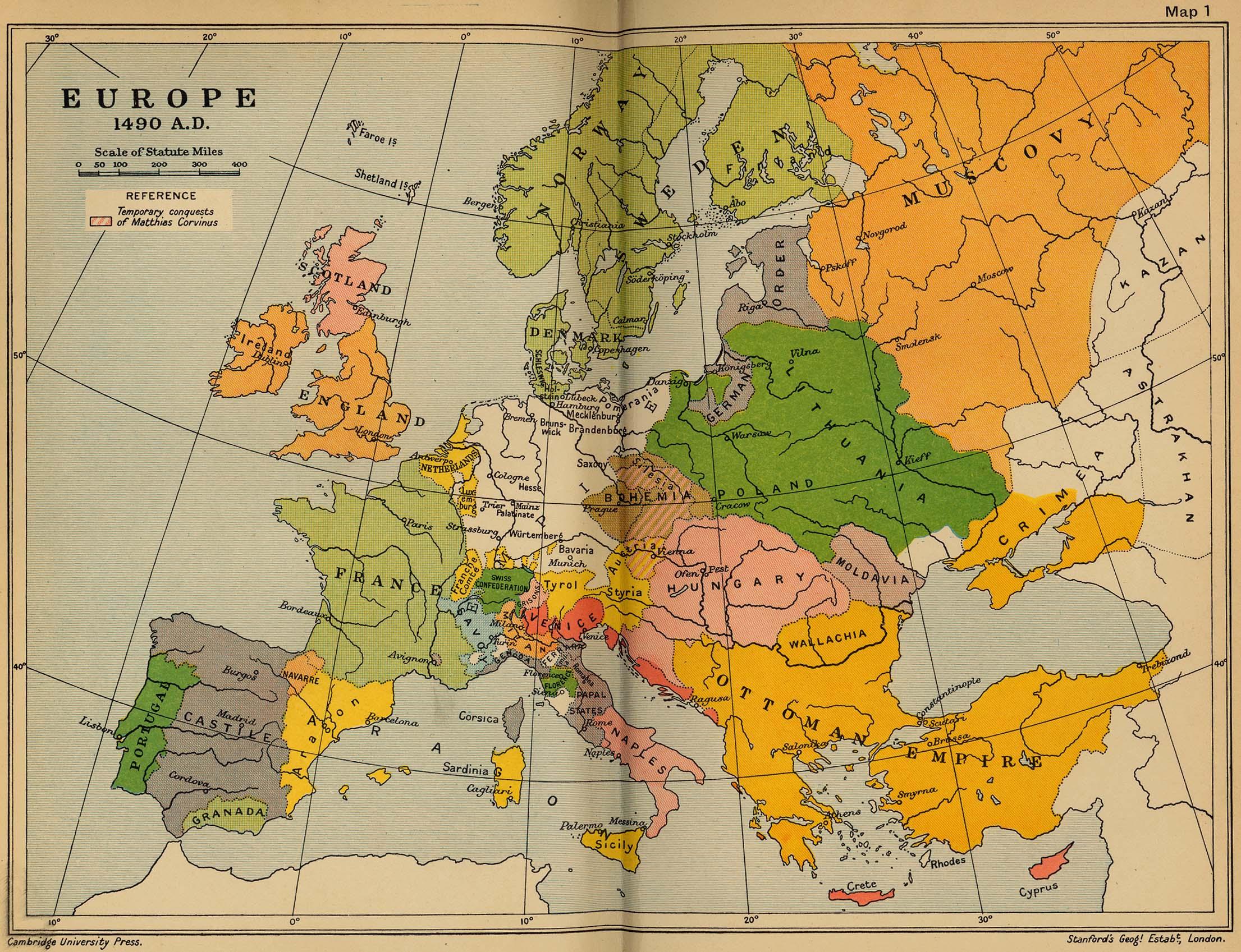 欧洲历史地图册图片