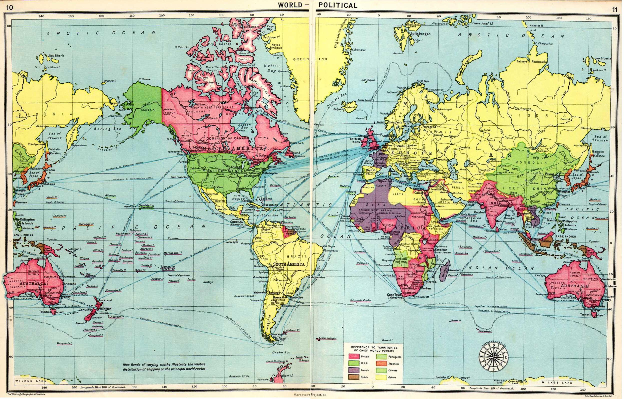 world map 1937 history maps of china