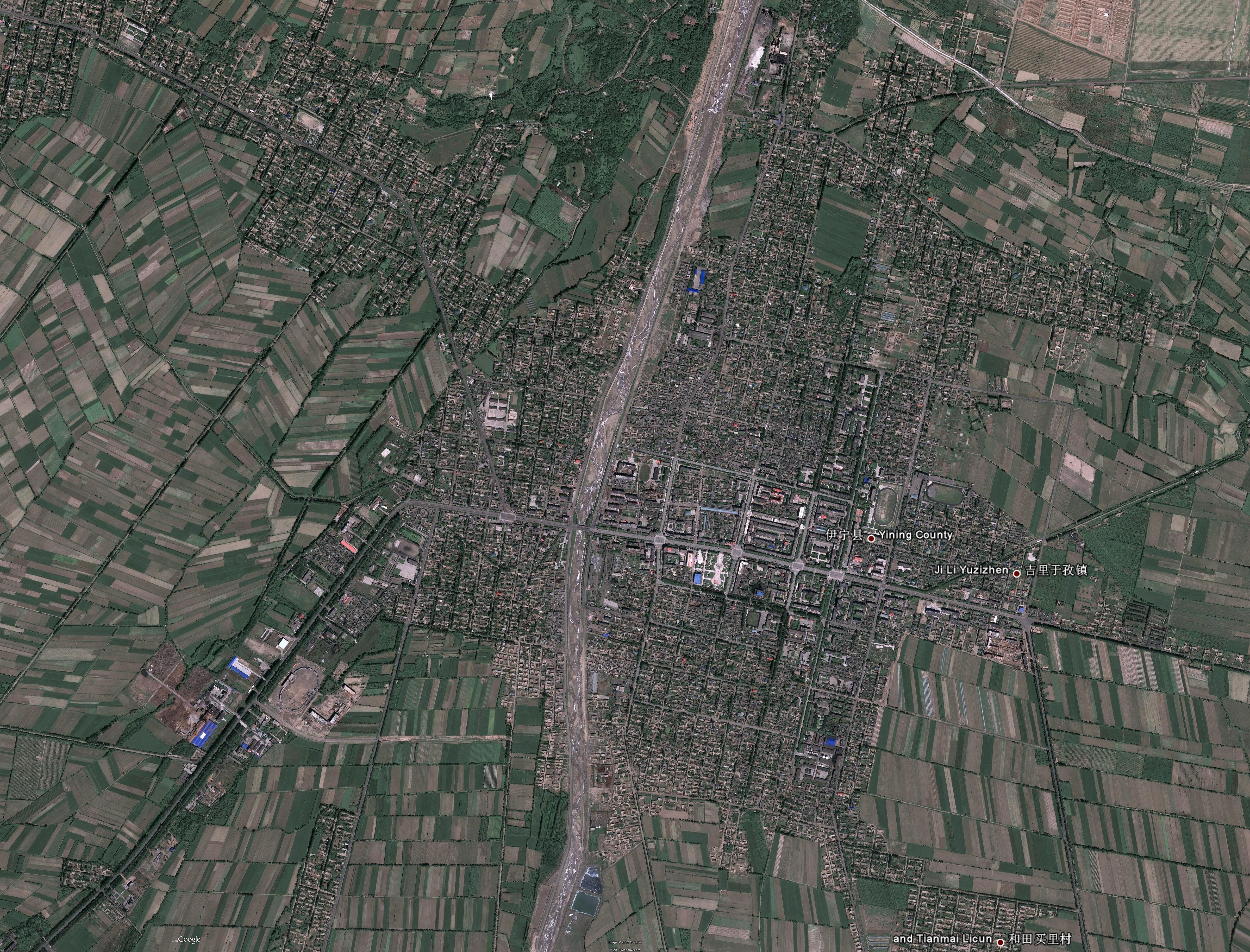 乌鲁木齐 喀什 新疆伊犁